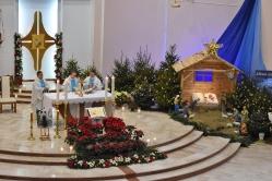 01.01.2021 - Świętej Bożej Rodzicielki Maryi; imieniny br. Mieczysława Mystkowskiego