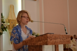 01.09.2015 - Eucharystia na rozpoczęcie roku w PGiLO