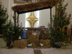 01.2011 - Wystrój Kościoła