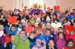 02.2018 - Zdjecia dla papieża Franciszka