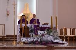 04.03.2018 - Wizytacja ks. bpa Mieczysława Cisło