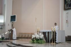 05.08.2017 - Przywitanie ks. Proboszcza Artura Manelskiego