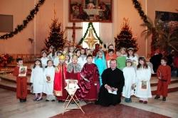06.01.2008 - Jasełka Bożonarodzeniowe