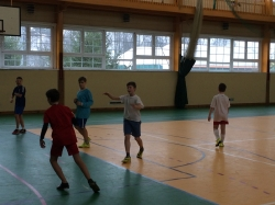 07.03.2015 - Turniej piłkarski ministrantów w Ożarowie Maz.
