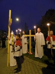 07.04.2017 - Parafialna Droga Krzyżowa