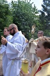 11.06.2020 - Uroczystość Najświętszego Ciała i Krwi Chrystusa - Procesja Eucharystyczna