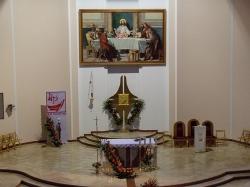 11.2012 - Wygląd kościoła