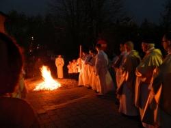 15.04.2017 - Liturgia Wigilii Paschalnej