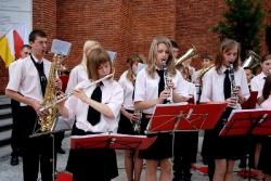 15.06.2008 - Poświęcenie kościoła