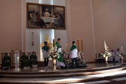 16.08.2020 - Msza dziękczynna za posługę ks. Damiana i ks. Sebastiana