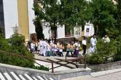 18.06.2017 - Msza odpustowa i Festyn