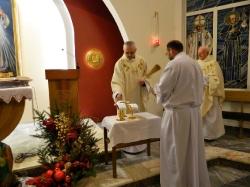 27.12.2016 - Wspomnienie św. Jana Ewangelisty
