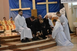 29.03.2018 - Liturgia Wieczerzy Pańskiej