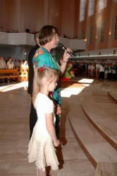 10.08.2008 - Powitanie ks. Wiesława Lenarta